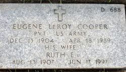 Ruth Ellen Cooper