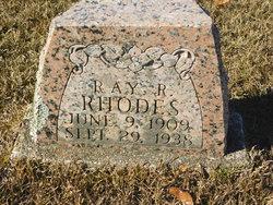 Ray R Rhodes