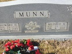 Mildred M Munn