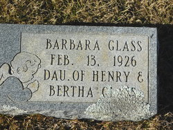 Barbara Glass