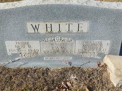 Ida M White