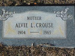 Alvie L Crouse