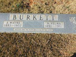Robert Wayne Burkett