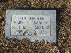 Mary P Bradley