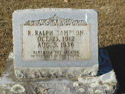R Ralph Sampson