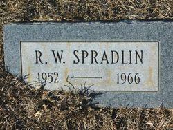 R W Spradlin