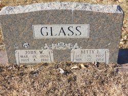 Betty Lou <I>Kluver</I> Glass