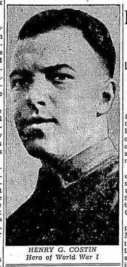 Henry G. Costin