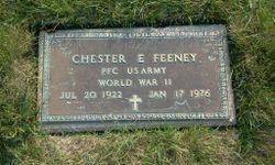 Chester E Feeney