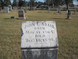 John Lyle Adair