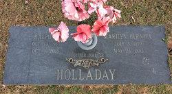 Marilyn May <I>Farnell</I> Holladay