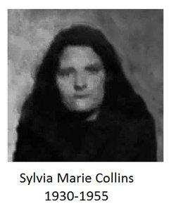 Sylvia Marie Collins