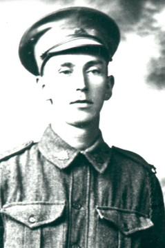 Private John James Gorrie