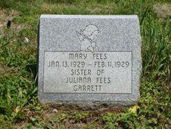 Mary Fees
