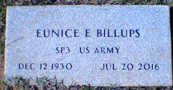 Eunice E. Billups