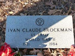Ivan Claud Brockman