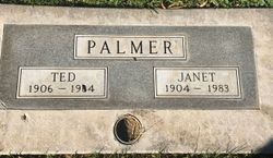 Janet <I>Mason</I> Palmer