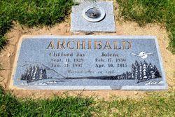 Clifford Jay Archibald