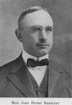 John Henry Bartlett