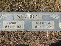 Myrtle M Westrope