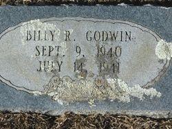 Billy R Godwin