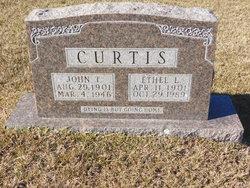 Ethel L <I>Beven</I> Curtis