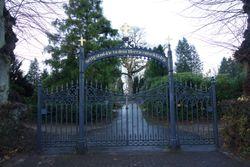 Friedhof Horst