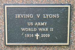 Irving V Lyons