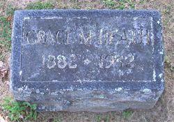 Grace M Heath