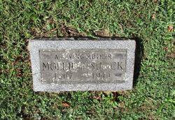 "Mary Estaline ""Mollie"" <I>Haymond</I> Shock"
