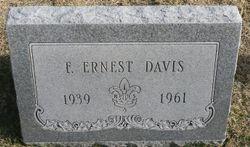 """Franklin Ernest """"Ernie"""" Davis"""