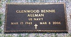 Glenwood Bennie Allman, Sr