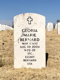 Gloria Marie Bernard