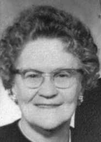 """Muriel Charlotte """"Merl"""" <I>Hutchings</I> Fortier"""
