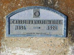 Carrie Frankie White