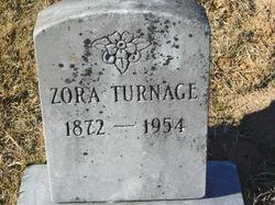 Zora <I>Cross</I> Turnage