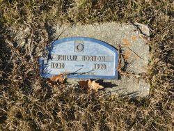 Phillip Horton