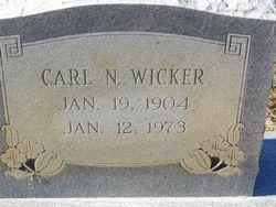 Carl Newton Wicker