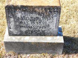 Joseph Sidney Almond