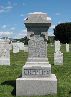 Adella <I>Wheeler</I> Hart