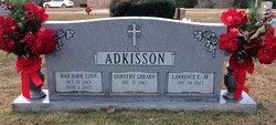 Dorothy <I>Hearn</I> Adkisson