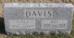 Edna Jean <I>Fanning</I> Davis