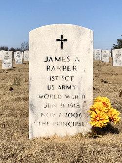 James A. Barber