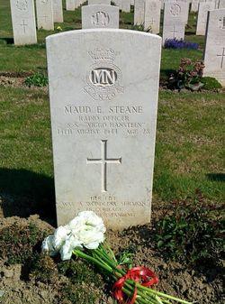 Second Radio Officer Maude Elizabeth Steane