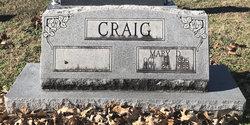 Mary D Craig