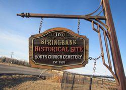 Springbank South Church Cemetery