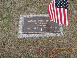 """Robert James """"Jim"""" Tittle"""