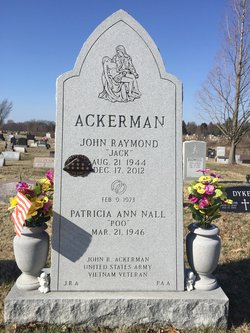 """John Raymond """"Jack"""" Ackerman"""
