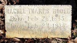 Rachel <I>Tharps</I> Boone