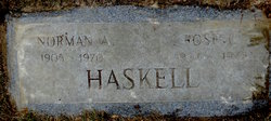 Dr Norman Abraham Haskell